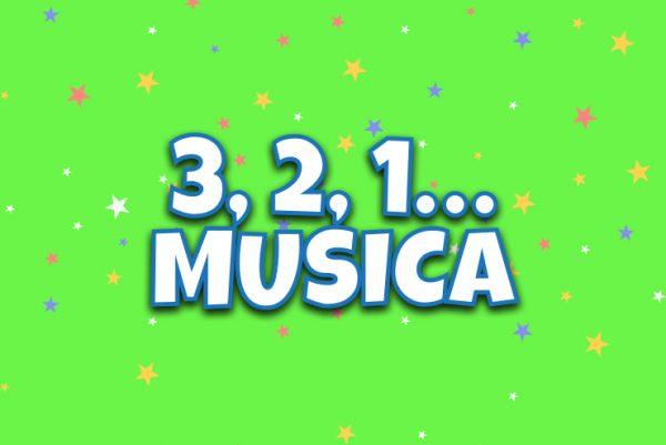 3, 2, 1… Musica
