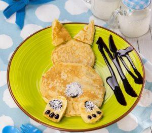 coniglio pancake