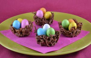 nidi al cioccolato